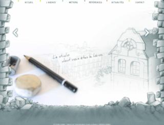 qualisco.studio-adagio.fr screenshot