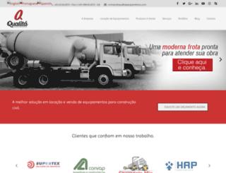 qualitaequipamentos.com screenshot