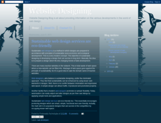 quality-website-designing.blogspot.com screenshot