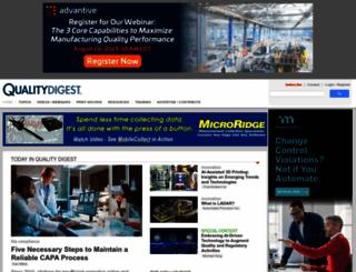 qualitydigest.com screenshot