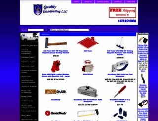 qualitydist.net screenshot