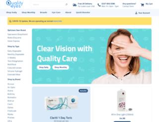qualityeyes.com screenshot