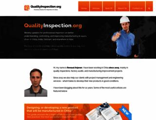 qualityinspection.org screenshot