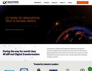 qualitykiosk.com screenshot