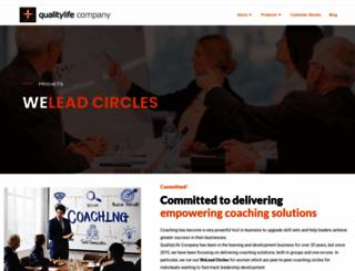 qualitylife.co.za screenshot