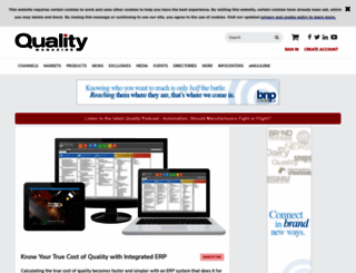 qualitymag.com screenshot