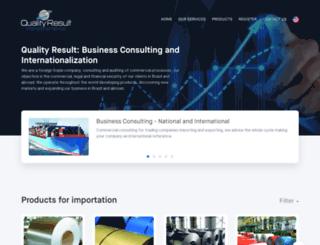 qualityresult.com.br screenshot