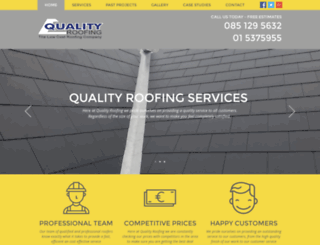 qualityroofingdublin.com screenshot