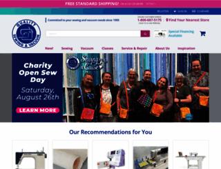 qualitysewing.com screenshot