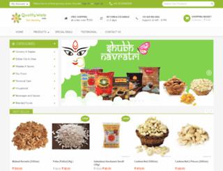 qualitywala.com screenshot
