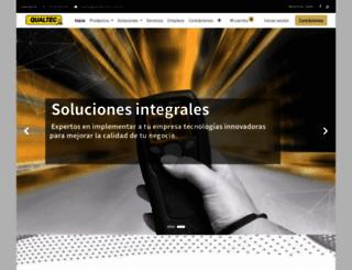qualtecmty.com.mx screenshot