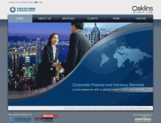 quamcapital.com.hk screenshot