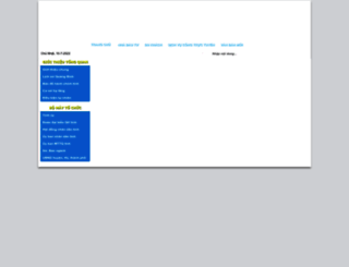 quangbinh.gov.vn screenshot