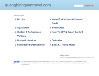 quangbinhquantravel.com screenshot