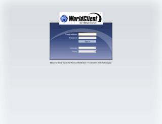 quangcanhxanh.com screenshot