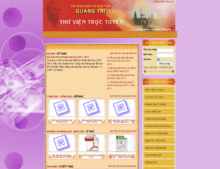 quangtri.violet.vn screenshot