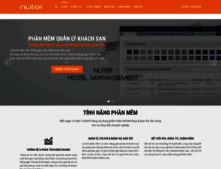 quanlykhachsan.org screenshot