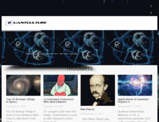 quantculture.com screenshot