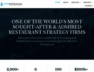 quantifiedmarketing.com screenshot