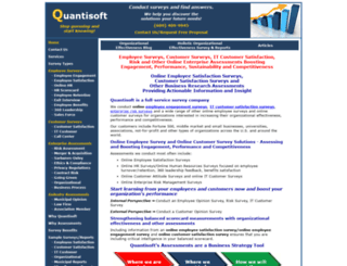 quantisoft.com screenshot