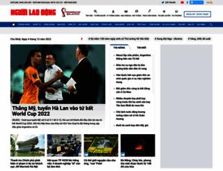 quantri.nld.com.vn screenshot
