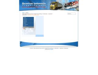 quantumindonesia.com screenshot