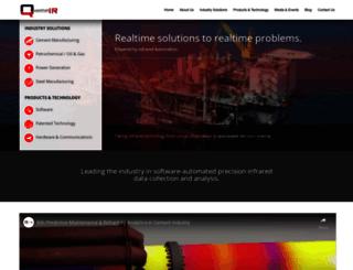 quantumir.com screenshot