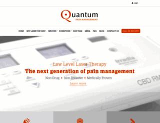 quantumpm.com.au screenshot