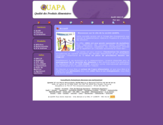 quapa.com screenshot