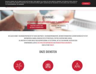 quarant.nl screenshot