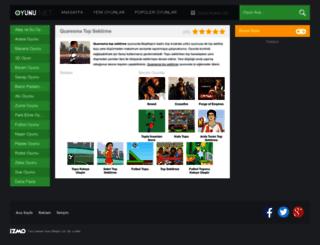 quaresmatopsektirme.oyunu.net screenshot