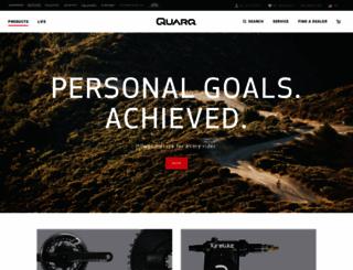 quarq.com screenshot