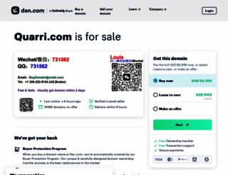 quarri.com screenshot