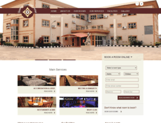 quarryimperialhotels.com screenshot