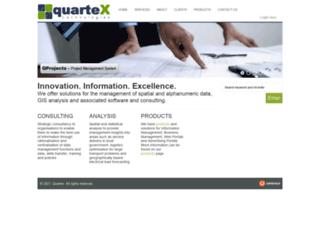 quartex.co.za screenshot