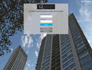 quartierboulevard.com.ar screenshot