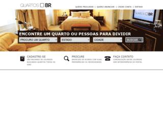 quartosbr.com.br screenshot