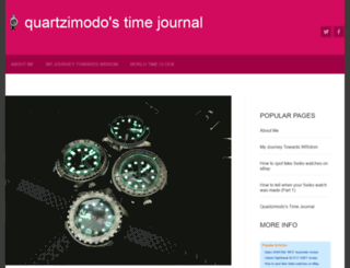 quartzimodo.com screenshot