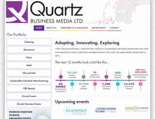 quartzltd.com screenshot