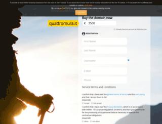 quattromura.it screenshot