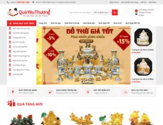 quayeuthuong.vn screenshot