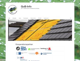 qub-info.de screenshot