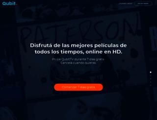 qubit.tv screenshot