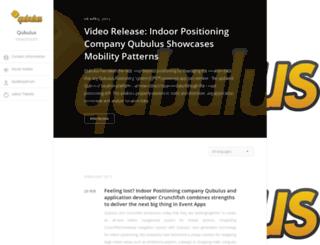 qubulus.pressdoc.com screenshot