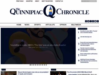 quchronicle.com screenshot