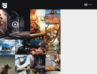 que-demo2.elasticbuilder.com screenshot