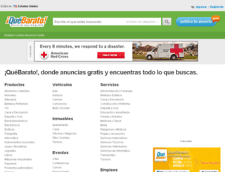 quebarato.org screenshot