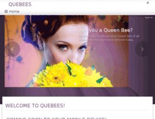quebees.com screenshot