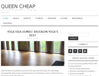 queencheap.com screenshot