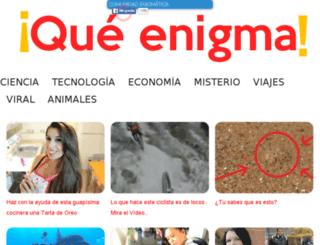 queenigma.com screenshot